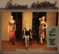Vivienne Westwood: november 25th Internation day against the violence on women