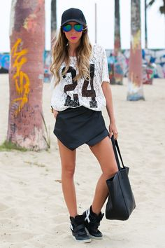 SPORTY+CHIC