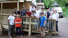 Easton church group off to Appalachia on mission trip http://easton.wickedlocal.com/article/20150701/NEWS/150709387  #ASPHome
