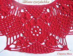 praças Coquette crochê (explicação) - Tricô - mãe País