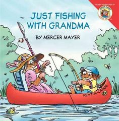Little Critter wakes up one morning ready to go fishing. But no one will take him . . . until his grandma volunteers! It doesn't matter how many fish they catchLittle Critter and Grandma know how to m