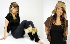 One Of A Kind – 100% Recycled Cashmere Ruffle Shrugs - Recycled Cashmere