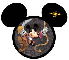 pirate mickey w logo