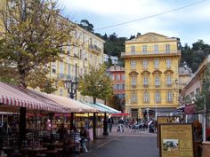 Nice ~ Vieille ville