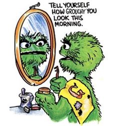 Oscar The Grouch, Illustrations, Fictional Characters, Art, Art Background, Illustration, Kunst, Performing Arts, Fantasy Characters