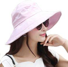 Beanie Hats For Women, Sun Hats For Women, Floppy Sun Hats, Wide Brim Sun Hat, Travel Wear, Summer Hats, Stylish, Lady, Cord