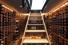 8 Hidden Wine Cellars That Are Really Too Cool Not To Be Seen (PHOTOS)