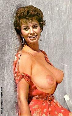 Nackt sofia loren Sophia Loren