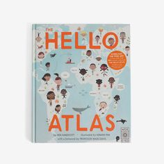 Look into the lives of children all over the world with this book that celebrates one of humanity's greatest achievements: written and verbal language. Including fully illustrated word charts, featuri