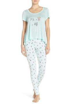 Make + Model 'PJ Party' Pajamas available at #Nordstrom
