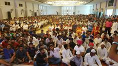 An enormous crowd was witnessed in the Training Camp organized for party workers and supporting people held at Halka Nawanshahr under the leadership of Jarnail Singh Wahid. #progressivepunjab #akalidal