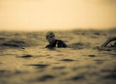 Paddle out - Mick Fanning