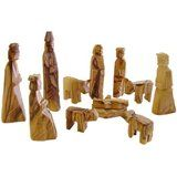 We could use an olive wood Holy Family set for our Godly Play room.