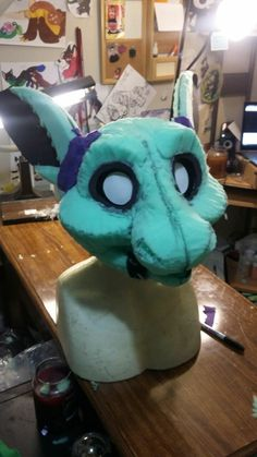Angel dragon head base