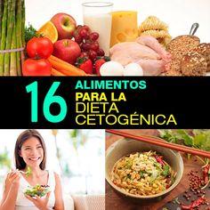 16 Alimentos Para Comer En La Dieta Cetogénica - La Guía de las Vitaminas
