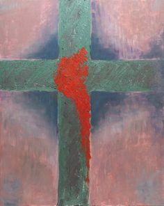 """Suicide Angels"", oils painting, 80 x 100 cm, by Altea Leszczynska"
