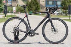 2014 Specialized S-Works Roubaix Red HRD Disc brake endurance road bike