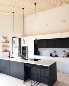 Kitchen Interior, Interior And Exterior, Copenhagen, Norman, Instagram, Home Decor, Home Interiors, Decoration Home, Room Decor