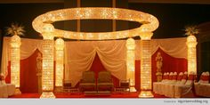 Nigerian-wedding-stage-decoration-Ideas-7.jpg (940×470)