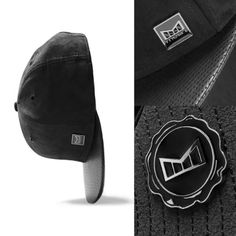The Affair: Comprised of authentic Black Suede and Black Leather. All Melin hats feature our signature Enamel Seal, so you can keep your dirty figures off it!  Its all in the Details I Hat I Luxury I Melin Brand I $180.00