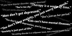 The best way to stop the stigma surrounding mental illness? Learning the facts.