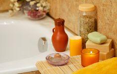 Badezusatz für Schwangere - besondere Geschenkideen für die Schwangerschaft - Ein entspannendes Bad hilft, Schwangerschaftsbeschwerden zu vergessen und zur Ruhe zu kommen. Am besten mit speziellen Badezusätzen für Schwangere und leckeren Duftkerzen für eine gemütliche Atmosphäre...