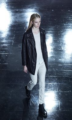 Theyskens' Theory Resort 2013.
