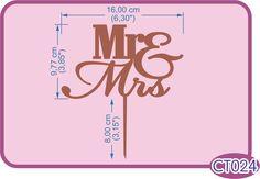 Mr& Mrs cake topper.  -Pedidos/Inquiries to: crearcjs@gmail.com