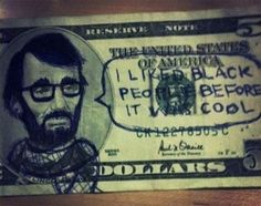 Hipster Lincoln Marks Black History Month