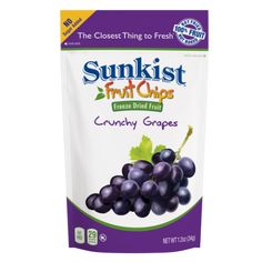 Lightweight, crispy, & bursting with flavor, #Sunkist Fruit Chips are pure fruit healthiness in a grab and go bag! Try it today!  #SunkistFruit #HealthySnacks #SnackSmart #SnackItForward