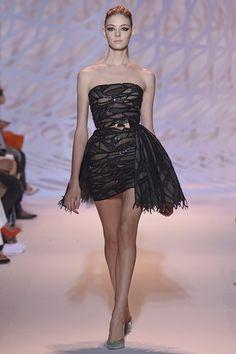 Zuhair Murad Fall Couture Paris Collection