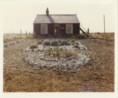Derek Jarman's house by Kyoji Takahashi