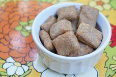 Bacon and Cheddar Dog Treats