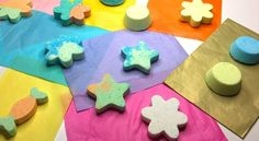 There's a reason bath bombs are all over Pinterest these days: they're fun, easy and inexpensive to make!