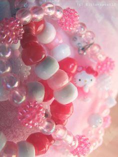 Pink Kandi.. by ~Bittersweet12 @DeviantArt