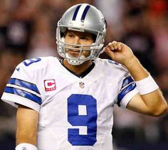Brett Favre says if the Cowboys play better, Tony Romo will be less reckless