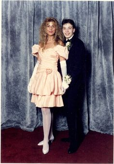 Look At Jimmy Fallon At His High School Prom