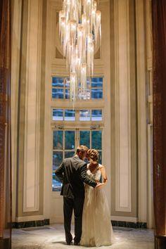 // swoon. location: The Georgian Terrace, dress: fabulousfrocksofatlanta.com