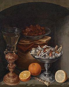 Clara Peeters painting