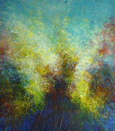 Verso primavera, Tecnica mista, 80x90, 2012