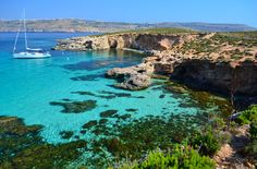 An insider's guide to the 10 best beaches in Malta, including advice on how to travel to and what to do at Golden Bay, Blue Lagoon and Ghar Lapsi. By Juliet Rix, Telegraph Travel's Malta expert. Malta Sliema, Malta Gozo, Malta In November, Ayurveda, Malta Travel Guide, Malta Beaches, Beach Cove, Malta Island, Voyage Europe