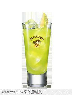 Malibu Kuba - Do szklanki dodaj Malibu, Havana Club, li… na Stylowi. Havana Club, Beverages, Drinks, Business Look, Pint Glass, Food And Drink, Cocktails, Tableware, Smoothie