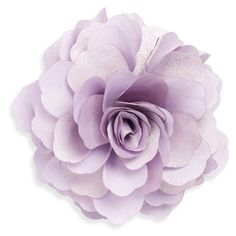 Women's Cara Organza Rose Pin (35 BRL) ❤ liked on Polyvore featuring jewelry, brooches, flowers, accessories, backgrounds, brooch, lilac, cara jewelry, rose jewelry and rose flower jewelry