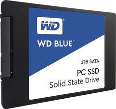 WD - Blue™ 1TB Internal Sata Solid State Drive, WDS100T1B0A