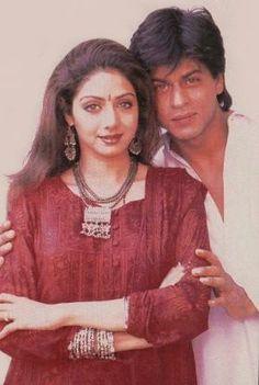 Shahrukh Khan and Sridevi - Army (1996)