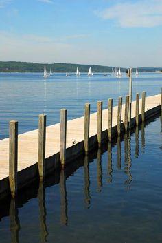 Lake Charleviox, Michigan