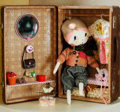 doll trunk inspiration