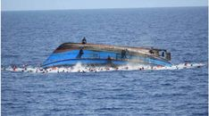 At least 90 migrants are feared to have drowned after a smuggler's boat capsized off Libya, according to the UN Migration Agency. Early indications suggest