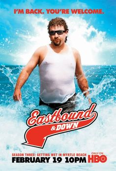 Kenny Powers comes to The Redneck Riviera in Season 3.