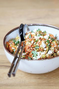 This Moroccan Carrot and Chickpea Salad Is Everything | POPSUGAR Fitness UK